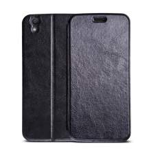 Flip cover leather case  UMI LONDON