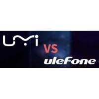 UMi vs Ulefone España... un nuevo objetivo